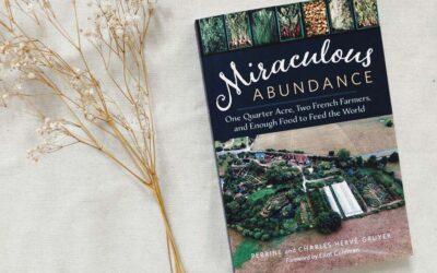 On our bookshelf – Miraculous Abundance